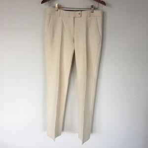 Tory Burch cream pants