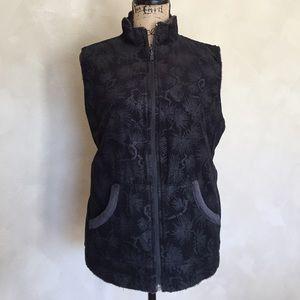 Columbia reversible vest