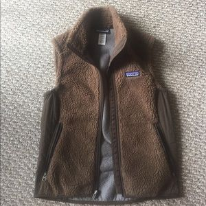 Patagonia Retro-X Vest in Brown