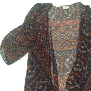 Lularoe Monroe kimono S
