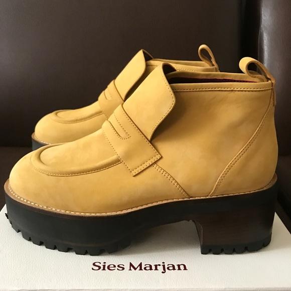 Womens Jane Nubuck Chukka Boots Sies Marjan Geniue Stockist Cheap Online Pre Order Online T8ogc