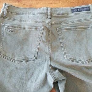 Skull Angel  green Rock & Republic Denim jeans