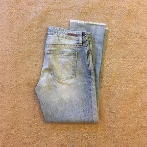 Anthropologie Pilcro & the Letterpress Hypen jeans