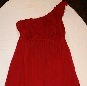 Merona One Shoulder Size XS Dress