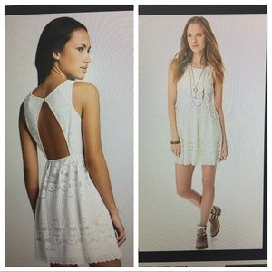 🔥HP🔥NWT Free People Rocco Dress Lace Gorgeous🎉