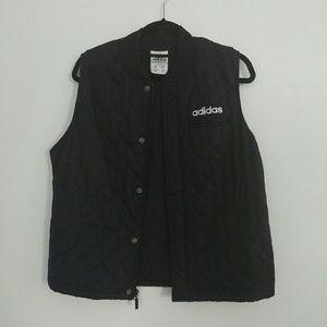 adidas medium womens vest bomber shirt