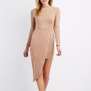 Charlotte russe asymmetrical dress