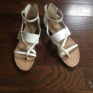 White Sandals 🐶