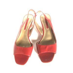 Red Bandolino Weges 7.5