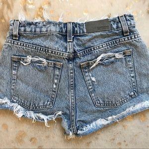 LF Shorts - LF Carmar Jean Shorts