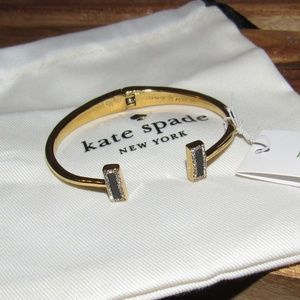 Kate Spade ♠️ Raising the Bar Cuff Bracelet