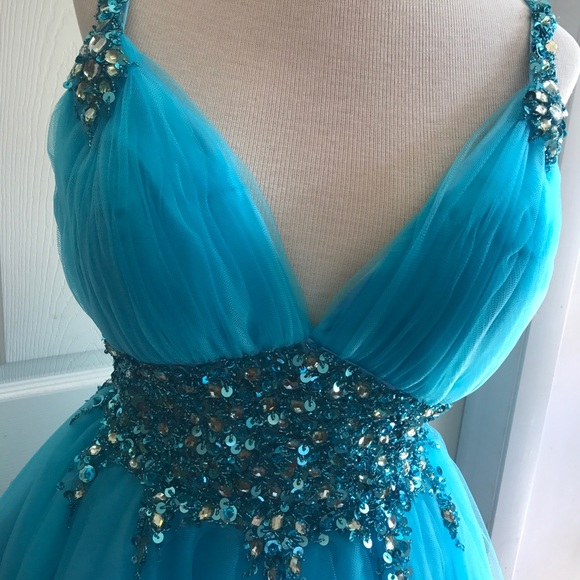Sherri Hill Dresses - Sherri Hill Short Prom/Homecoming Dress.