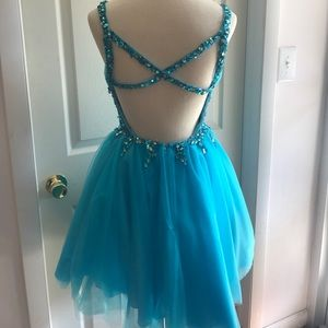 Sherri Hill Dresses - Sherri Hill Short Prom/Homecoming Dress.
