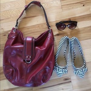 Tommy Hilfiger American Classic Red Hand Bag