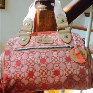 Handbag by George Gina and Lucy.