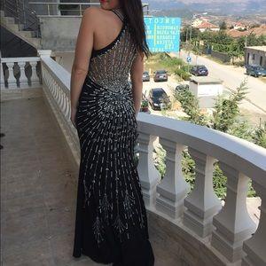 Alyce Paris gown size 10.