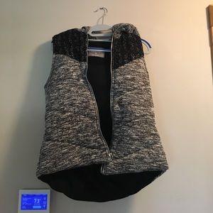 Puffer vest-medium