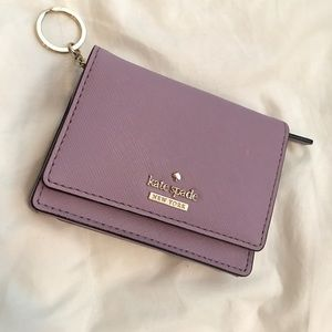 Compact Kate Spade Wallet