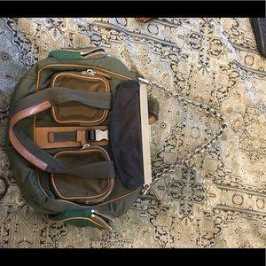 Vintage Prada chain mail bag