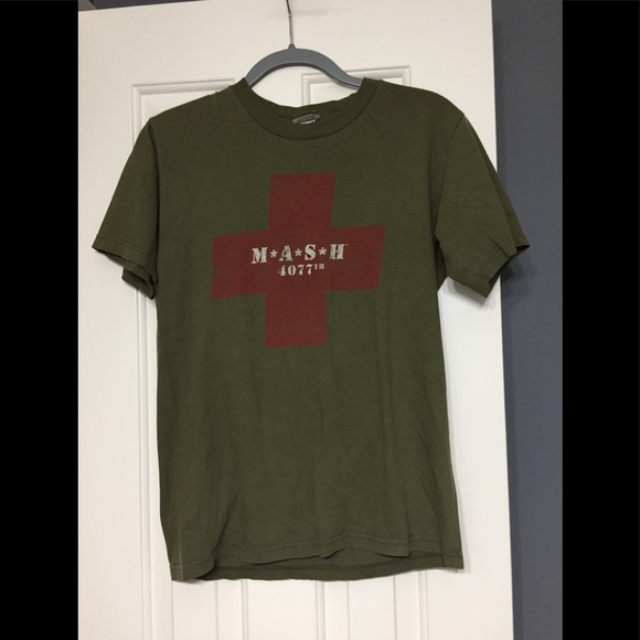 daf037aa Mash 4077 Shirts | Mash Tv Show Vintage Shirt M | Poshmark