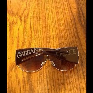 Dolce & Gabbana monogrammed sunglasses