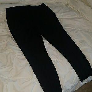 Pants - 20 misses Riding style black leggings