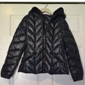 Authentic Moncler down puffer kids 12 womens XS