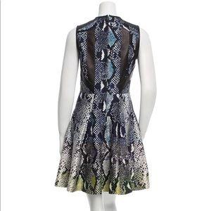 Diane Von Furstenberg Printed Casual Dress