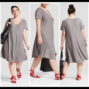 Boho Chic. Casual. T-shirt Dress.