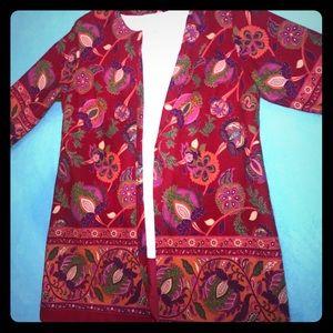{Coldwater Creek} Vintage Blazer