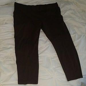 Pants - 20 misses brown riding leggings