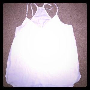Wet seal white blouse