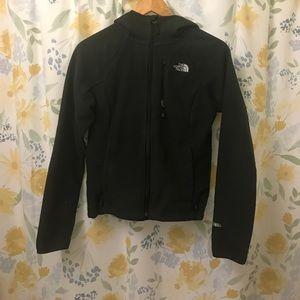 North Face windwall fleece jacket