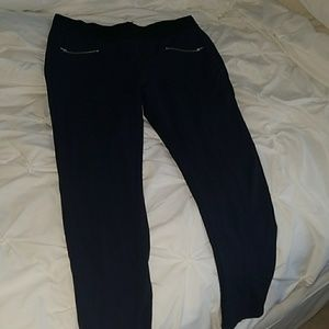 Pants - 20 misses ponte navy leggings