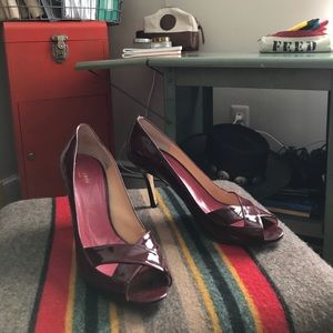 Kate Spade - Patent Leather Pumps