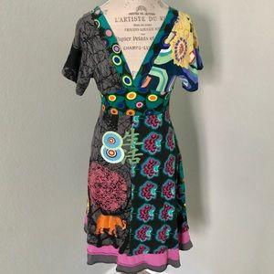 Desigual dress small
