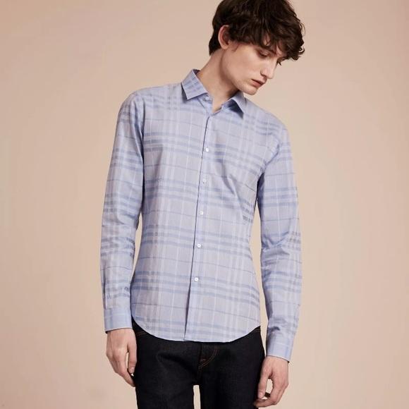 c585cb59f Burberry Shirts | Southbrook City Blue Shirt Mens Ex Small | Poshmark
