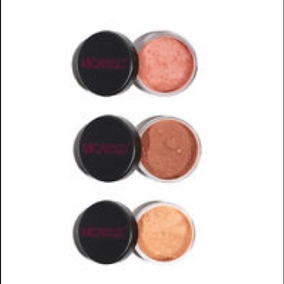 c470d83c0ea4 Mica Beauty Cosmetics - Mineral Blush Powder Trio