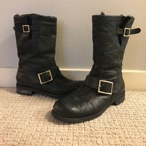 Jimmy Choo winter boots