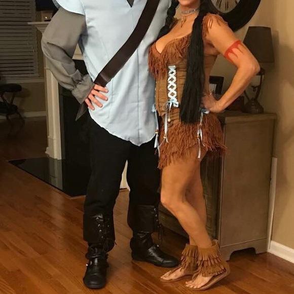 Other | Pocahontas John Smith Halloween Costumes Sm