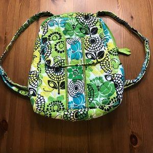 Mini Vera Bradley backpack