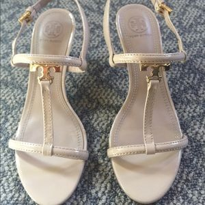 🌻 Gorgeous Tory Burch Sandal Heels 🌻