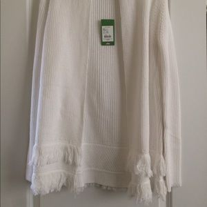 Lilly Pulitzer Small Thomsen Fringe Cardigan