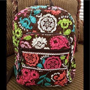 """Vera Bradley """"Lola"""" Extra Large Backpack NWOT"""