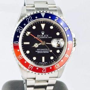 Rolex GMT master 2 1:1 3135 movement blue/red cer