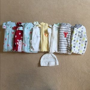 Set of 8 Pajamas