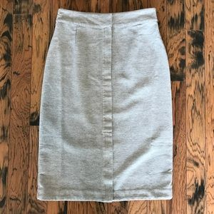 Free People Gray Skirt