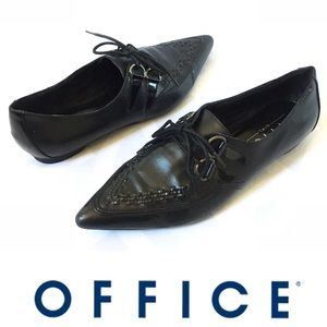 OFFICE GIRL Gen. Leather Creepers