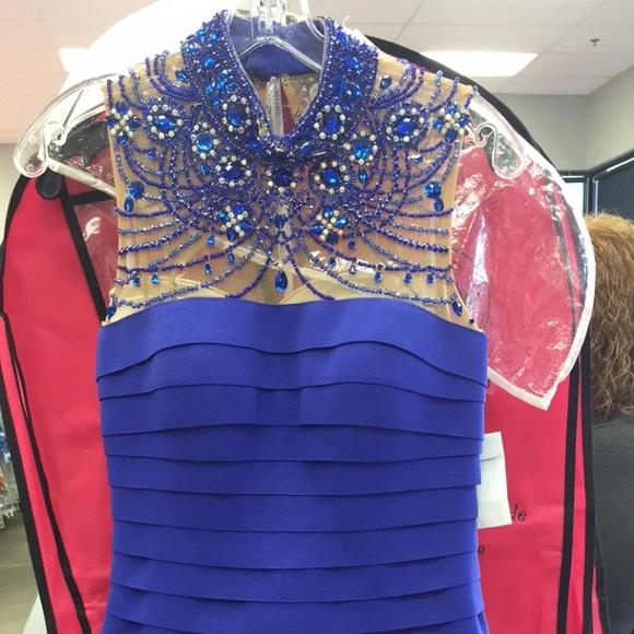 Sherri Hill Dresses - Sherri Hill 00 Dress worn 1x for 3 hours. $300.00