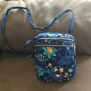 Vera Bradley crossbody bag Disney!!